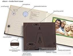 Recordable Photo Album Recordable Grandchildren Frame By Prinz Picture Frames Photo