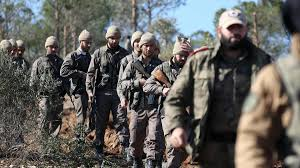 Rebel Syrian Flag Kurds In Afrin Seek Assad U0027s Help U2014 But Not At Any Cost The National