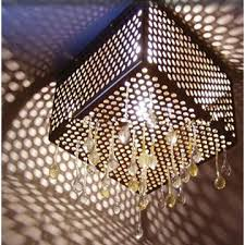 China Golden color decorative perforated metal sheets on Global
