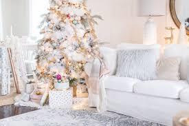 pastel christmas decor