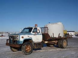 c70 truck used 1980 chevrolet c70 flatbed water truck for sale edmonton ab