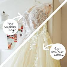 how to clean yellowed white doors learn more about our best selling wedding gown restoration kit