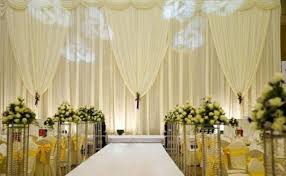 compare prices on wedding decorations stage backdrops online