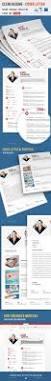 simple u0026 clean resume portfolio cover letter portfolio