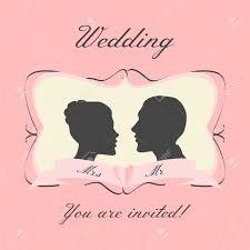 Wedding Invitation Card Templates Wedding Invitation Card Template Royalty Free Cliparts Vectors