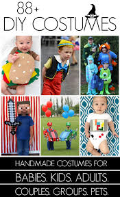 Awesome Costumes 80 Diy Halloween Costumes A Baby Hamburger C R A F T