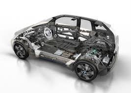 bmw 3i electric car i3 cutaway