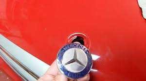 mercedes emblem replacement fast and easy