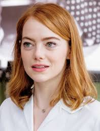 emma stone natural hair 60 best emma stone images on pinterest ginger hair good looking