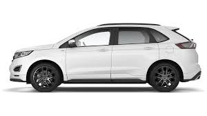 ford crossover black ford edge st line ford uk
