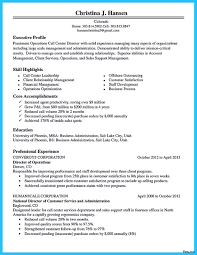 call center resume resume exle call center resumes sle for exles 11a skills