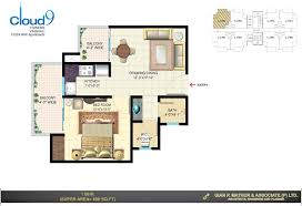 12 600 sq ft house plans 2 bedroom indian in tamilnadu style