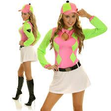 Horse Jockey Halloween Costume Horse Racing Jockey Costume
