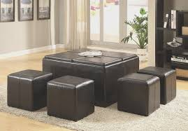 coffe table simple flip top ottoman coffee table designs and