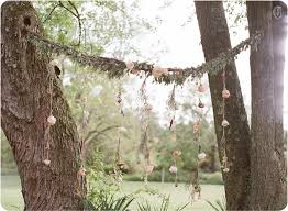 wedding backdrop tree wedding preview dechantal chris unionville vineyards