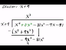 precalculus how to divide polynomials using long division 2 3