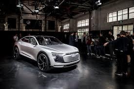 new e tron sportback concept is like audi u0027s electric lambo urus