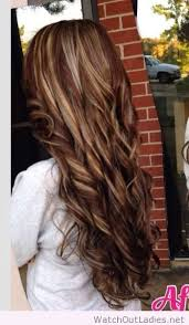 hi low lites hair i might try this color with low and high lights when all the