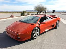 For Sale Lamborghini Diablo With A Ls3 U2013 Engine Swap Depot