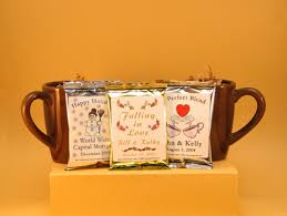 hot cocoa favors hot cocoa chocolate packets favor personalized custom hot cocoa