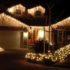 led icicle christmas lights outdoor warm white led outdoor icicle lights outdoor designs