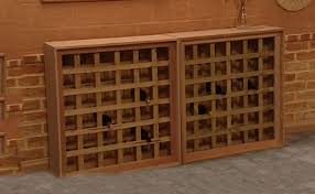 Wood Shelf Plans Do Yourself by How To Build A Wine Rack Youtube
