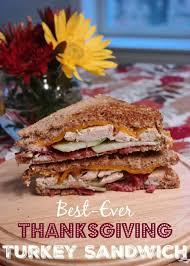 bacon turkey thanksgiving best ever thanksgiving leftovers turkey sandwich carrots u0027n u0027 cake