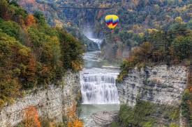 High Cliff State Park Map by Things To Do In Letchworth State Park New York State Smartertravel