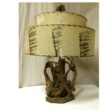 driftwood table lamp pottery barn lamp design ideas