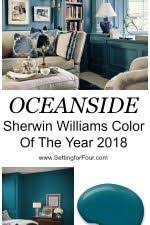Sherwin Williams 2017 Colors Of The Year Benjamin Moore Shadow Color Of The Year 2017 Setting For Four