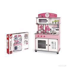 cuisine janod bois janod j06565 jouet en bois cuisine cote cuisine b003hghhbo