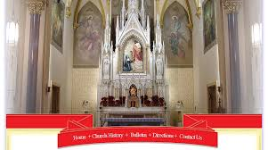 Directions And Maps Sacred Heart Catholic Church Cincinnati Ohio Directions And Map