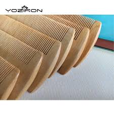 hair combs yoziron green sandalwood pocket beard hair combs for men 2
