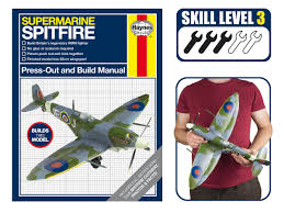 haynes spitfire press out u0026 build manual assembly instructions