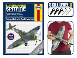 Haynes Spitfire Press Out U0026 Build Manual Assembly Instructions