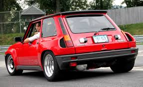 le french rabbit 1982 renault renault 5 turbo 2 only cars and cars