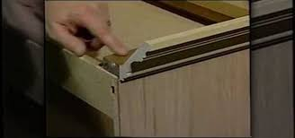 how to add crown moulding to cabinets how to install crown molding on your cabinets construction