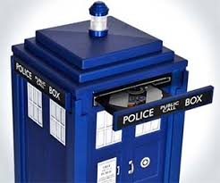 Doctor Who Shower Curtain Doctor Who Tardis Jewelry Box