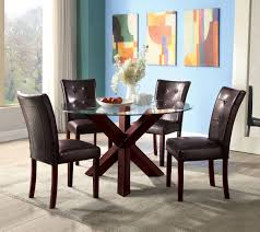 dining room sets chicago acme 72040 dining table cheny furniture chicago furniture store