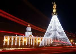 decorations illuminate sky lifestyle news sina