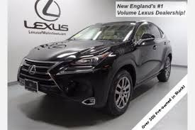 lexus dealers in nh used lexus nx 200t for sale in manchester nh edmunds