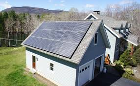roof mounted solar panels solar generation