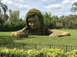 Rock Gardens Green Bay by A Perfect Pairing Of Food And Art At The Busch Gardens Tampa Bay