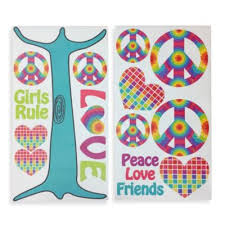 Girls Peace Sign Bedding by Buy Peace Sign Bedding From Bed Bath U0026 Beyond
