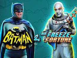 Freeze Halloween Costume Batman Freeze Fortune Shield Slots