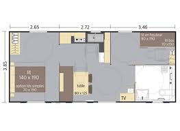 mobil home 1 chambre mobil home 1 4 pers pmr