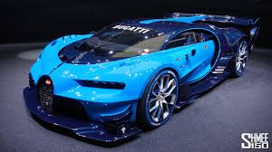 newest bugatti bugatti vision gran turismo exclusive in depth tour youtube