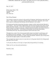 cover letter format electrical engineer cover letter example