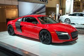 Audi R8 Red - audi r8 lamborghini huracan could get twin charged