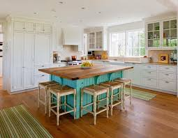 turquoise kitchen island 2680 best cool kitchens images on coastal kitchens